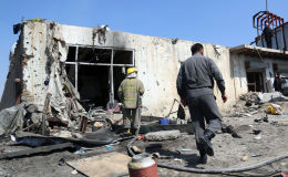Взрыв в Кабуле, Афганистан