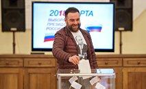 Голосование на выборах президента России за рубежом