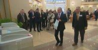 Как кандидаты в президенты РФ голосовали на выборах