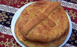 Фестиваль армянской гаты в курортном Батуми