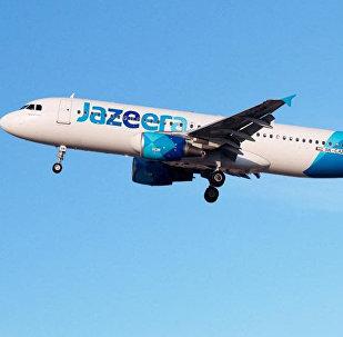 ავიაკომპანია Jazeera Airways-ის თვითმფრინავი