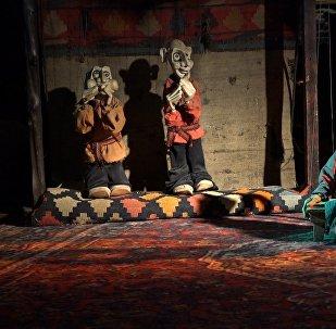 Как работает тбилисский театр марионеток имени Гарри Давтяна