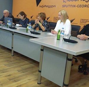 SputnikPro в Тбилиси: медиаменеджеры провели мастер-класс для СМИ