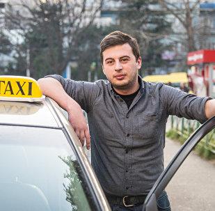 Рубрика: Журналист меняет профессию - таксист