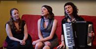 """საქართველოში აშშ-ის ელჩის, იან კელის ქალიშვილის მიერ შესრულებული მეგრული """"აშო ჩელა"""""""