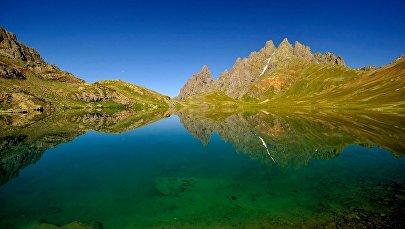 Озеро Тобаварчхили