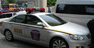 Машина патрульной полиции Таиланда, архивное фото