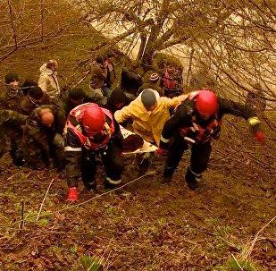 Трагедия в Аджарии: как спасатели нашли тело погибшего в реке мальчика