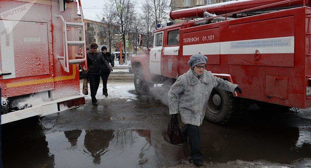 Автомобили пожарной охраны МЧС