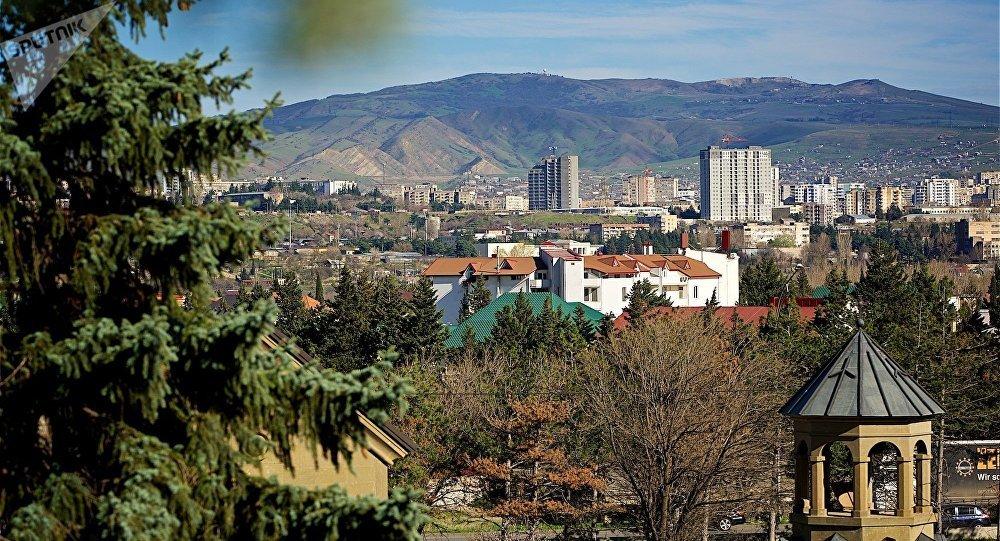 Весна в Тбилиси