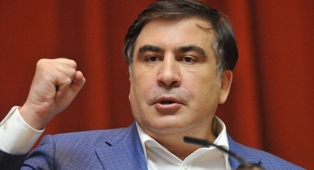 Михаил Саакашвили объявил онамерении вернуться вГрузию