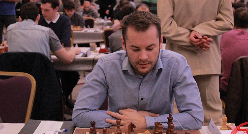 Русский шахматист Сюгиров занял 3-е место начемпионате Европы вБатуми