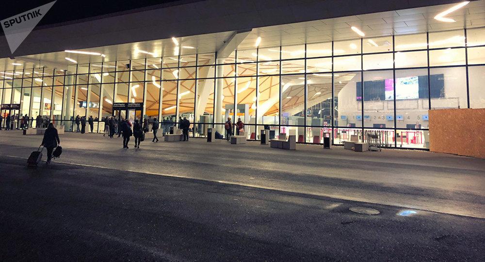 Кутаиский международный аэропорт