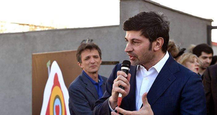 Мэр столицы Грузии Каха Каладзе