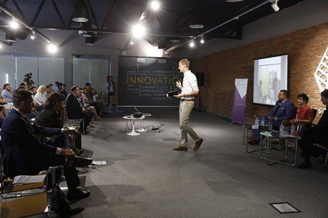 Грузино-немецкий стартап-форум проходит в Тбилиси