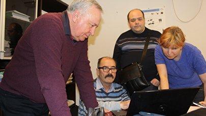 Специалисты Россельхознадзора на встрече с грузинскими специалистами