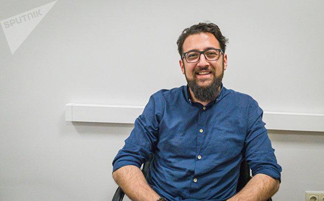 Давид Арчвадзе, генеральный менеджер