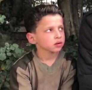 Мальчик из видео про химатаку в Сирии рассказал про съемку